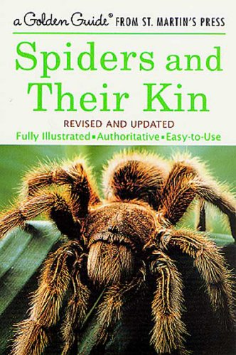 spiders-and-their-kin-a-golden-guide-from-st-martins-press