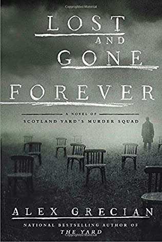 book cover of Lost and Gone Forever