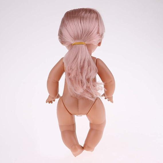 Amazon.es: Baoblaze Juego de Vajillas para Muñeca Bebé ...