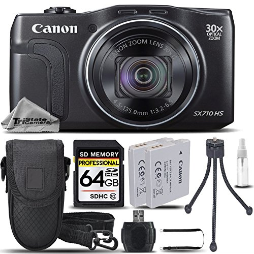 Price tracking for: Canon PowerShot SX710 HS Digital ...