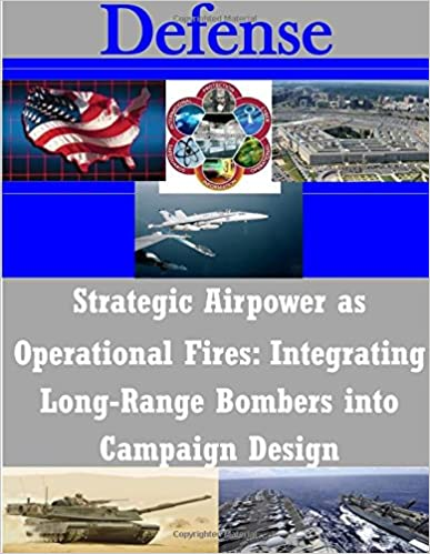 Strategic Airpower as Operational Fires: Integrating Long-Range Bombers into Campaign Design (Defense)