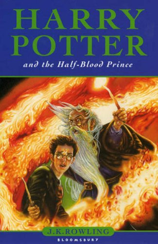 harry potter bookd