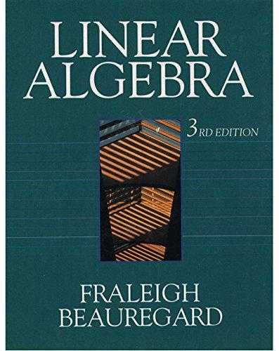 Linear Algebra, Third Edition