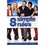 8 SIMPLE RULES:COMPLETE FIRST SEASON BY 8 SIMPLE RULES