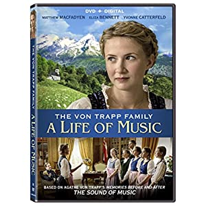 The Von Trapp Family - A Life Of Music [DVD + Digital] (2016)