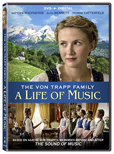 The Von Trapp Family - A Life Of Music [DVD + Digital]
