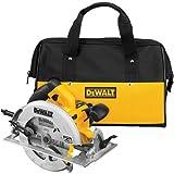 DEWALT DWE575SB Lightweight Circular Saw with Electric Brake, 7-1/4-Inch