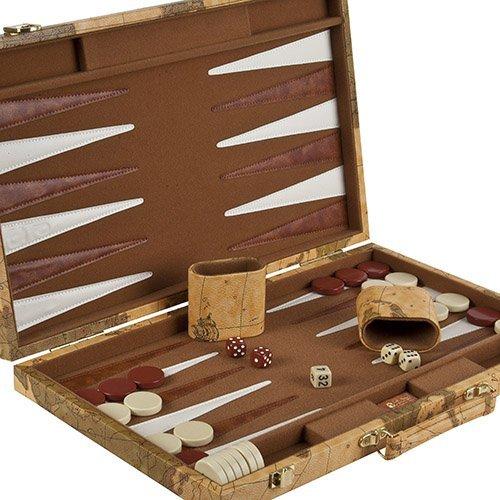 United Nations of New York Backgammon Set 18
