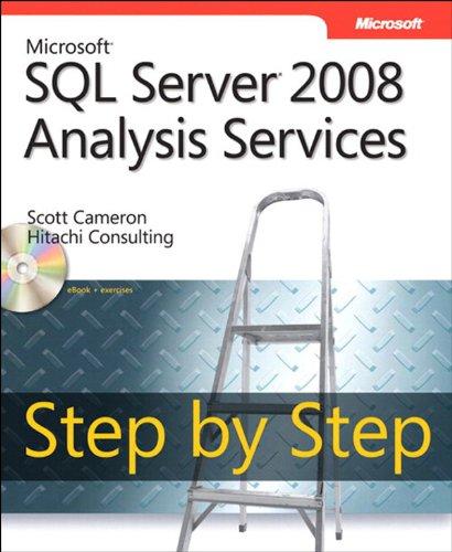 Microsoft SQL Server 2008 Analysis Services Step by Step (Step by Step Developer) Pdf