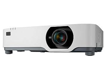 NEC P525WL Video - Proyector (5000 lúmenes ANSI, 3LCD, WXGA ...