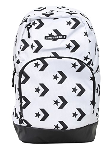 Converse Boy's Star Chevron White/Black