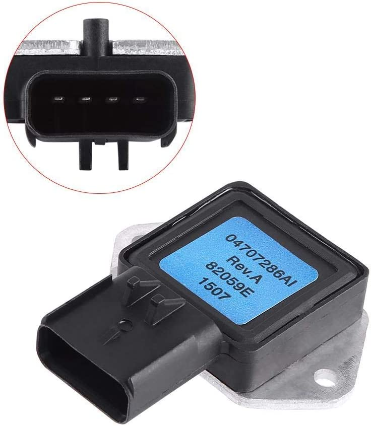 Car Radiator Cooling Fan Relay RY330T 4707286AF for Jeep Grand Cherokee Chrysler Voyager Dodge Caravan Plymouth 1996-2000
