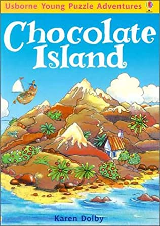 book cover of Chocolate Island
