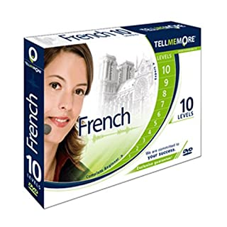 Tell Me More French Performance Version 9 (10 Levels) (B0011SKWCQ) | Amazon Products