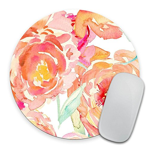 mouse pad flowers - 8
