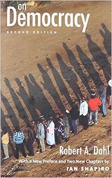 On Democracy: Second Edition