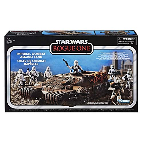 Star Wars Black Series - Car, e0215eu4 Vintage, Multi-Colour