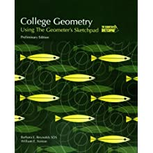 College Geometry: Using The Geometer's Sketchpad (Key Curriculum Press) (Paperback)