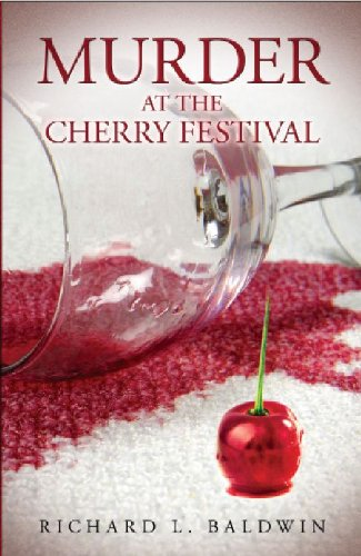 Murder Cherry Festival Searing Mysteries ebook product image