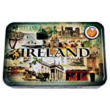 Irish Assorted shortbread Biscuits 140G Tinned Box