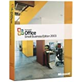 Microsoft Office Small Business 2003 mit Business Contact Manager, OEM, Vollversion, deutsch