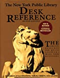 The New York Public Library Desk Reference, New York Public Library Staff, 0671850148