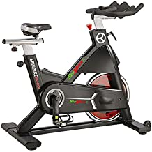 Professional Indoor Cycling Bike for Achieving Your Fitness Goals - Gym-Grade Cycle Bikes with Adjustable Seat and Heavy Duty Crank & Smooth Chain Drive Mechanism -