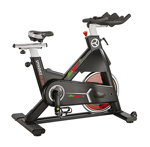 Stemax The Original Professional exercise Indoor stationary cycling bike P7500. Commercial/Gym Grade, heavy obligation, upright fitness bicycle resistance trainer ideal for gym home or workplace. Clearance. – DiZiSports Store