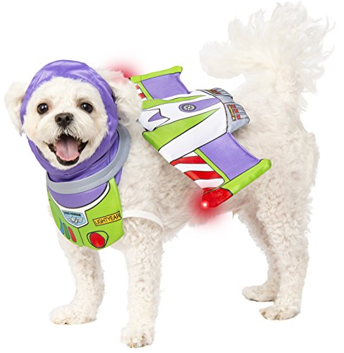 Rubie's Disney: Toy Story Pet Costume Accessory Set, Buzz (Buzz Lightyear Costume For Dogs)