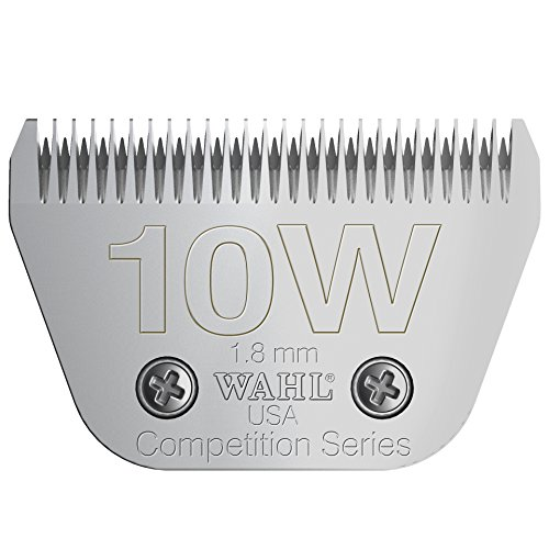 Wahl Professional Animal #10W Extra Wide Competition Blade 1/16