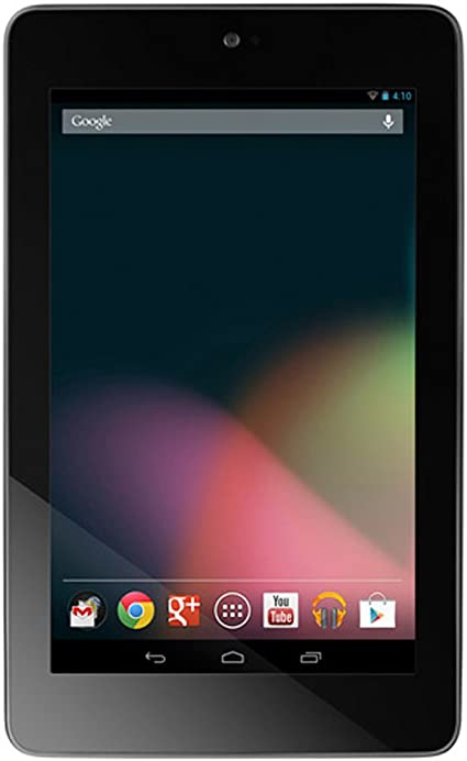 Asus Nexus 7 1b32 32gb Black Tablets Ieee 802 11n Android Slate Android Black Lithium Polymer Lipo Amazon Co Uk Computers Accessories