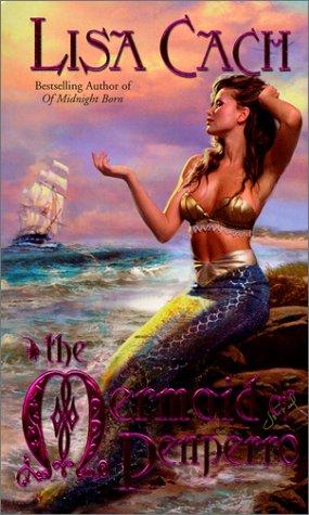 book cover of The Mermaid of Penperro
