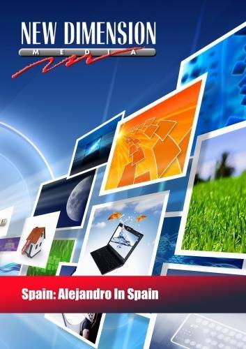 Spanish Dancer Study (Spain: Alejandro In Spain)