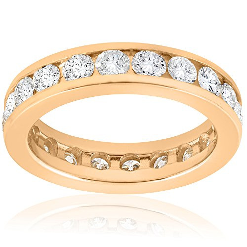 2ct Channel Set Diamond Eterni
