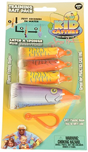 Best Shakespeare Catch Fishing Lures - Kid Casters Casting