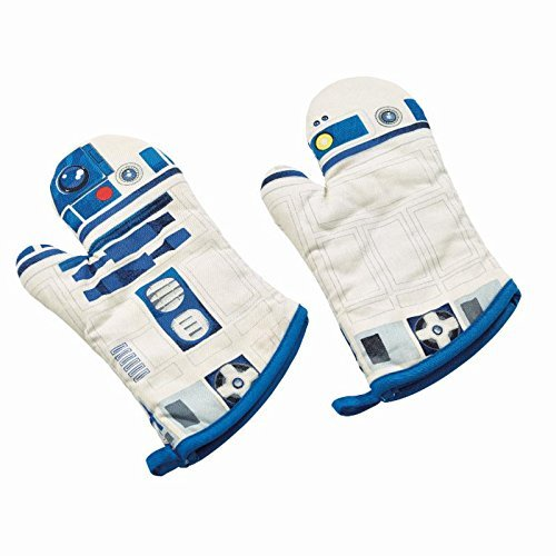 Star Wars R2-D2 Oven Mitts - Set of
