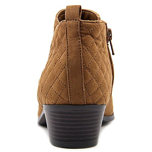 Co Style Synthetic Tan Women Maple Wessley Toe Bootie amp; Round OqS5qFRvw