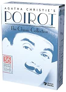 Agatha Christie's Poirot - The Classic Collection