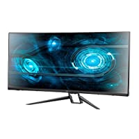 Deals on Monoprice 35-in Zero-G Curved Ultrawide UWQHD Gaming Monitor