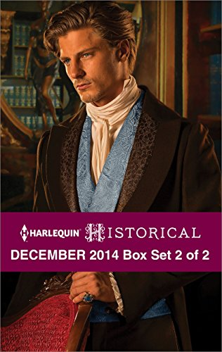 book cover of Harlequin Historical December 2014 - Box Set 2 of 2