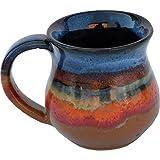 Mug in Azulscape Glaze
