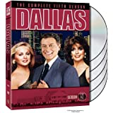 Dallas: Complete Fifth Season [DVD] [Import]