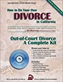 How to Do Your Own Divorce in California, Ed Sherman, 0944508448