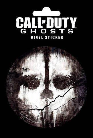 Call of duty Ghosts - Calavera - pegatinas pegatinas - - 9 cm ...