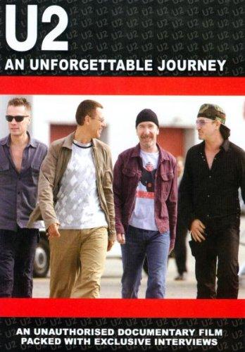 DVD : U2 - An Unforgettable Journey (DVD)