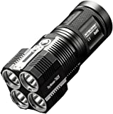 Nitecore TM28 Tiny Monster 6000 Lumen QuadRay Rechargeable Flashlight