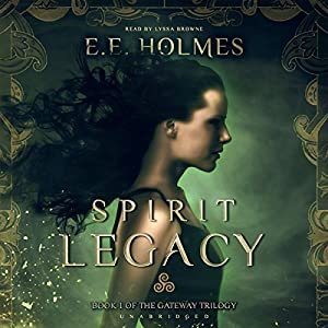 Spirit Legacy Audiobook