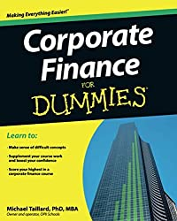 Image of the product Corporate Finance For that is listed on the catalogue brand of For Dummies.