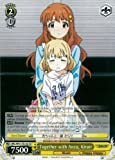 Weiss Schwarz - Together with Anzu, Kirari (D) - IMC/W41-TE13d - TD (IMC/W41-TE13d) - Trial Deck: The iDOLM@STER Cinderella Girls