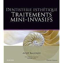 Dentisterie esthétique : traitements mini-invasifs